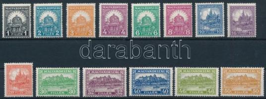 1928 Pengő-fillér II. sor (15.000)