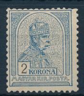 1900 Turul 2K (120.000) (hátoldali ceruzás ráírás)