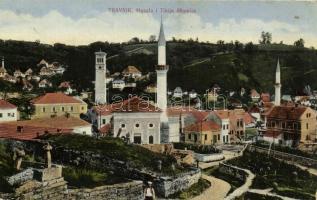 Travnik, Musala i Tikija dzamija / mosque