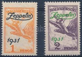 1931 Zeppelin sor
