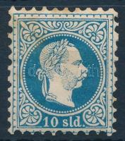 Magyar posta Romániában 1867 10sld