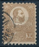 1871 Kőnyomat 15kr (29.000)