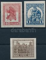 1920 Hadifogoly vágott sor (25.000)