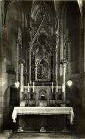 Győr, székesegyház, belső, Szent László kápolna