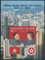 1997 Hongkong visszaadása Kínának