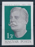 1971 Áchim L. András vágott bélyeg