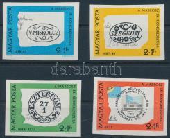 1972 Bélyegnap (45.) vágott sor (3.500)