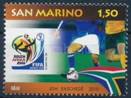 Labdarúgó-világbajnokság, Dél-Afrika bélyeg, Football World Cup, South Africa stamp