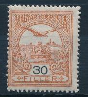 1913 Turul 30f fekvő vízjellel (26.000)