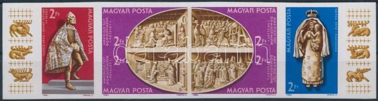 1982 Vatikáni magyar kápolna műalkotásai vágott csík