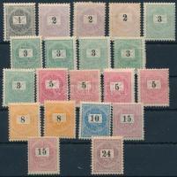 1898 20 db bélyeg (38.000)
