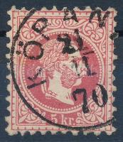 1867 5kr KŐBÁN(YA) (Gudlin 150 pont)