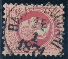1867 5kr BAKAR-BUCCARI (Gudlin 800 pont)