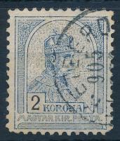 1904 Turul 2K 11 1/2-es fogazással (40.000)
