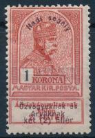 1914 Hadi segély 1K (*13.000)