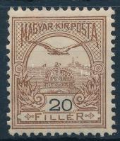 1904 Turul 20f (12.000)