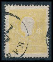 1858 2kr KAR(ÁNSEBES)