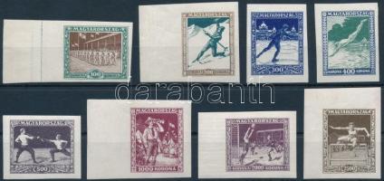 1925 Sport I. vágott sor (80.000)