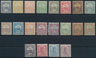 1913 Turul sor (20.000)