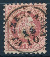 1867 5kr UJ SZENT ANNA (Gudlin 200 pont)