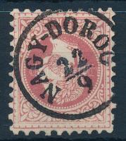 1867 5kr NAGY-DOROG