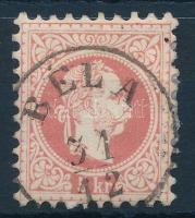 1867 5kr BÉLA