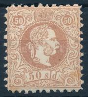 Magyar Posta Romániában 1867 50sld
