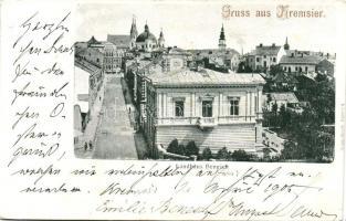 Kromeríz, Kremsier; Landhaus Benesch