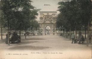 Antwerp Water Gate, Antwerp Víz Kapu