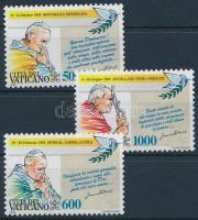 Pope John Paul II. set, II. János Pál pápa sor