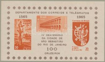 1965 Rio de Janeiro blokk Mi 14