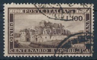 Olaszország 1949 Mi 773 (Mi EUR 130,-)