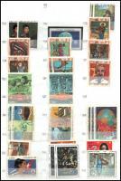 Kuba 1968-1987 rendező 32 lapos A4-es berakóban