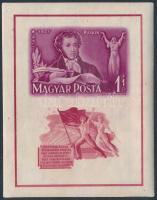1949 Puskin blokk vágott