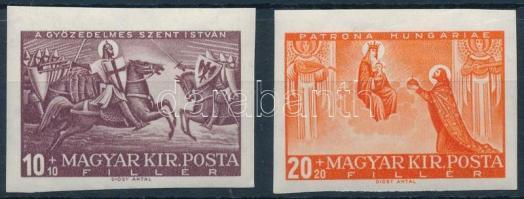 1938 Szent István vágott pár (50.000)