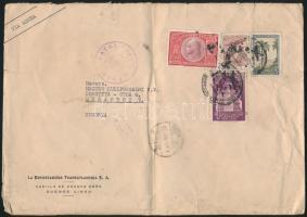 Argentína 1950