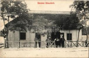 Dömsöd, Ehrenfeld Vilmos kereskedése (fa)