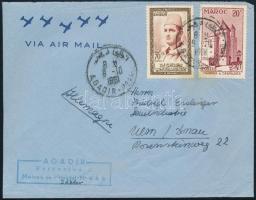 Marokkó 1951