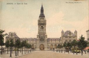 Antwerp southern railway station, Antwerp Déli Pályaudvar