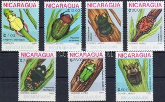 1988 Bogarak Mi 2894-2900
