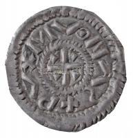 1064-1074. Denar Ag Géza herceg (0,68g) T:1- Hungary 1064-1074. Denar Ag Duke Geza (0,68g) C:AU Huszár: 18., Unger I.: 12.