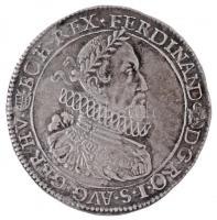 1634K-B Tallér Ag II. Ferdinánd Körmöcbánya (28,49g) T:2 ph. / Hungary 1634K-B Thaler Ag Ferdinand II Kremintz (28,49g) C:XF edge error  Huszár: 1179., Unger II.: 898.a