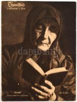 1917. április 22. Az Érdekes Újság V. évfolyamának 16. száma, benne számos katonai fotó az I. vh. szereplőiről, eseményeiről, fegyverekről, politikusokról, stb.
