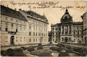 1911 Budapest I. Dísz tér (EK)