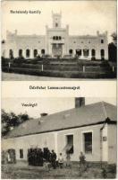 Lesencetomaj (Keszthelyi-fennsík), Hertelendy kastély, vendéglő