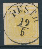 1kr MP III. krómsárga