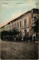 1908 Kalocsa, Takarékpénztár. Joáchim Ágoston kiadása