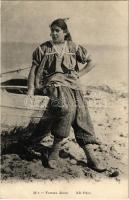 Femme Juive. ND Phot. / Jewish woman, Judaica