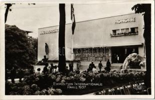 1937 Párizsi Világkiállítás, Magyarország pavilon / Paris Exposition Internationale, Hongrie (Hungarian pavilion). Hungarika