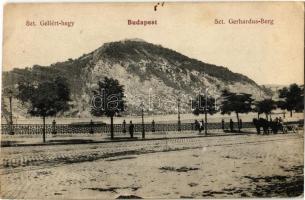 Budapest XI. Szt. Gellért-hegy (Gellérthegy), Citadella (Rb)